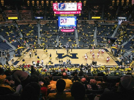 Michigan Basketball-1